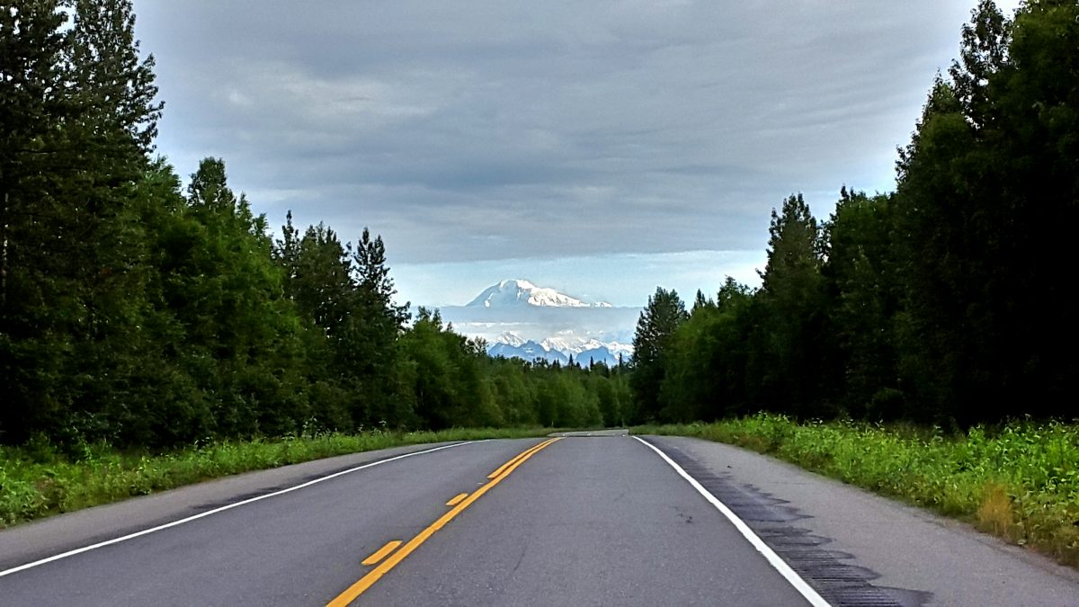 Mr McKinley Mt Denali