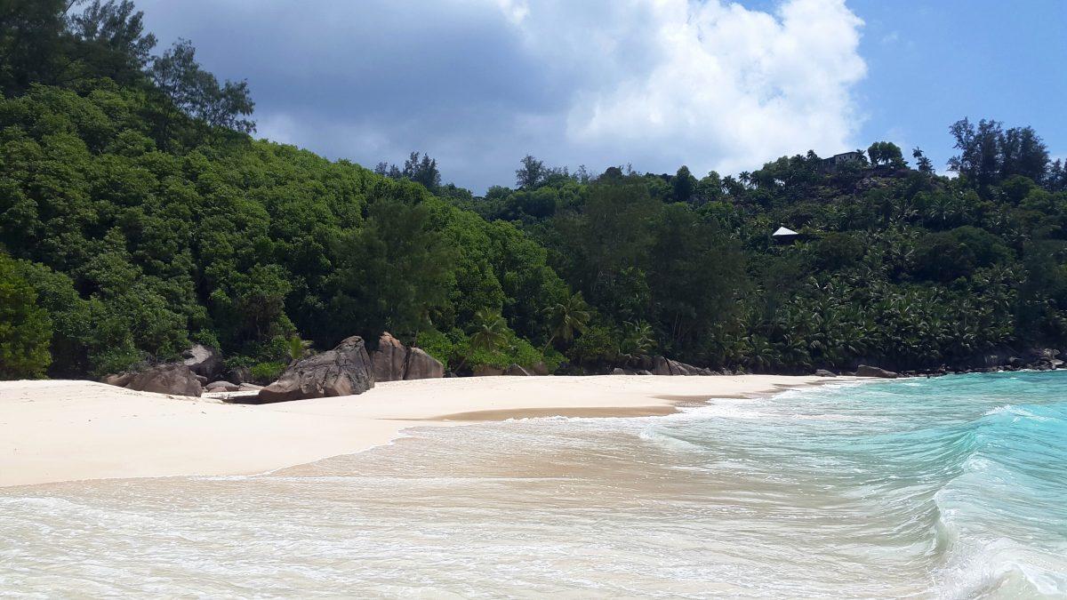 Anse Intendance beach Mahe Seychelles