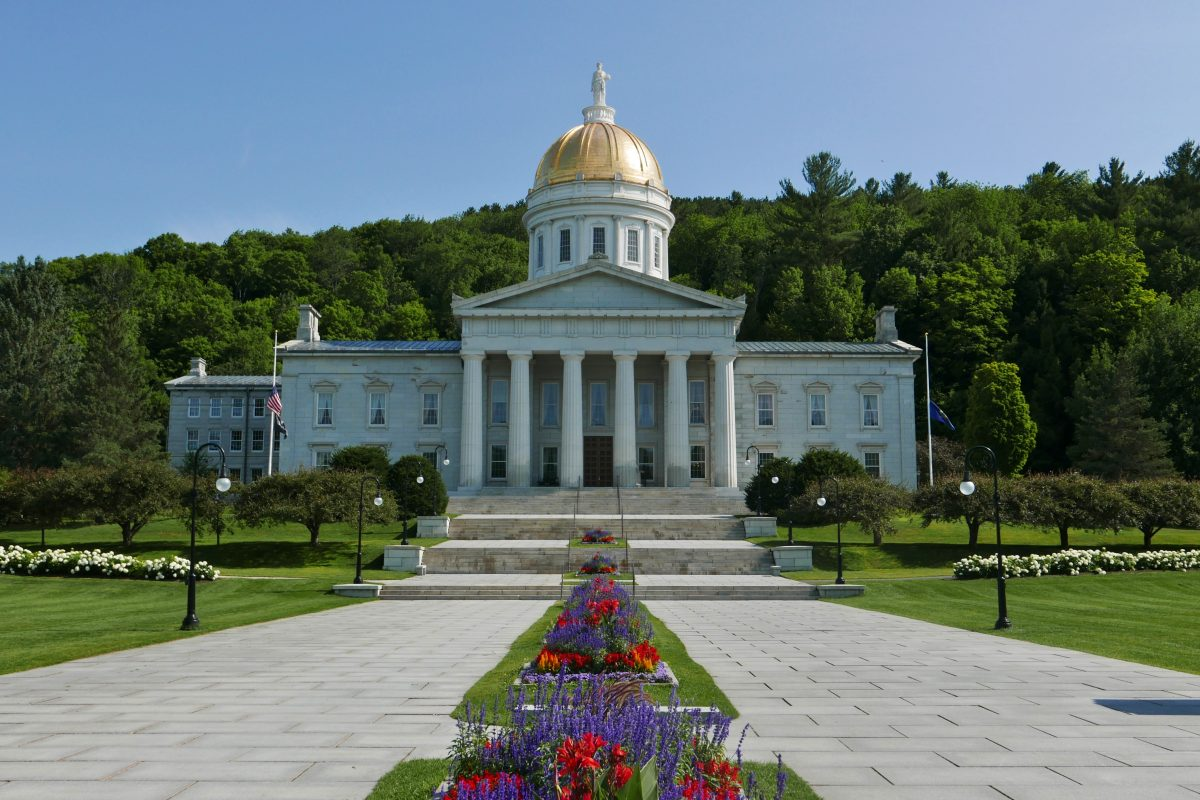 Montpelier State House Travel With Anda