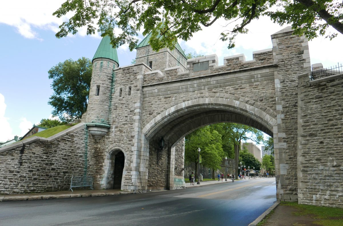Quebec City Travel wit Anda