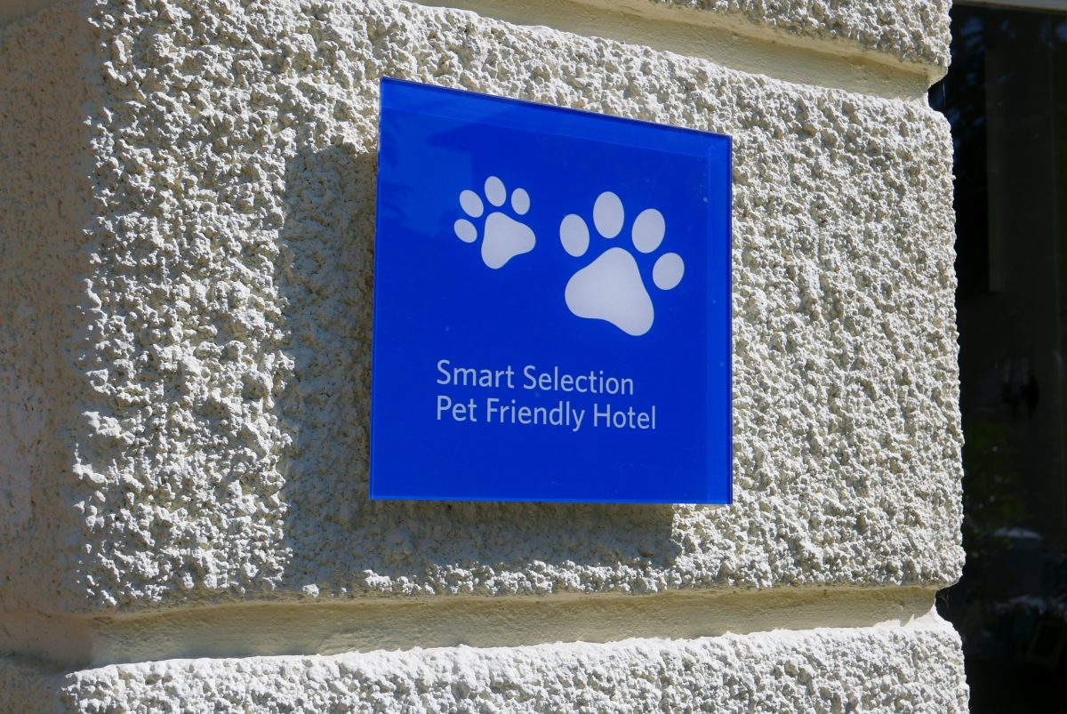 Hotel Bristol Lovran Pets Allowed