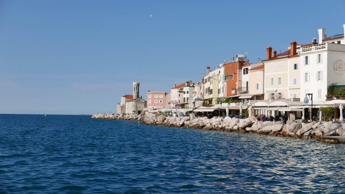 slovene coast piran