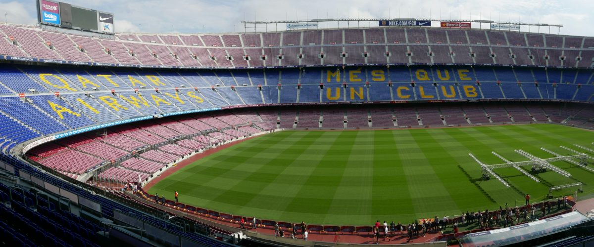 Camp Nou Travel with Anda